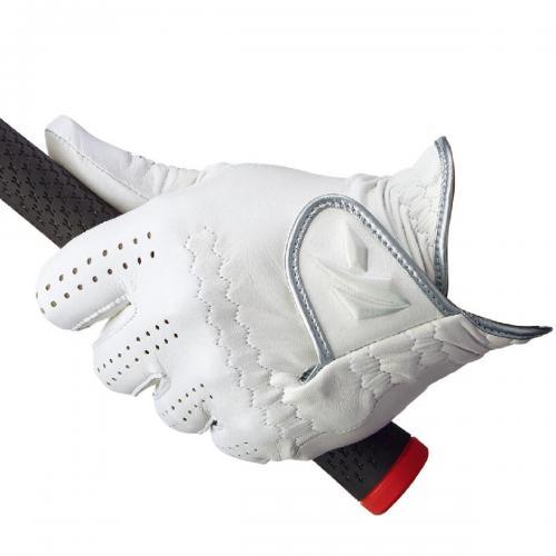 キャスコ KASCO シルキーフィット GF-14252 23cm 左手着用(右利き用) ホワイト