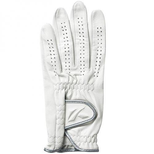 キャスコ KASCO シルキーフィット GF-14252 5枚セット 25cm 左手着用(右利き用) ホワイト
