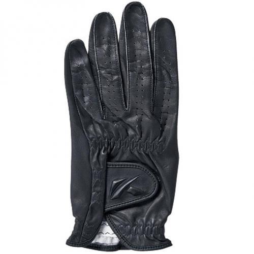 キャスコ KASCO シルキーフィット GF-14252 10枚セット 22cm 左手着用(右利き用) ブラック