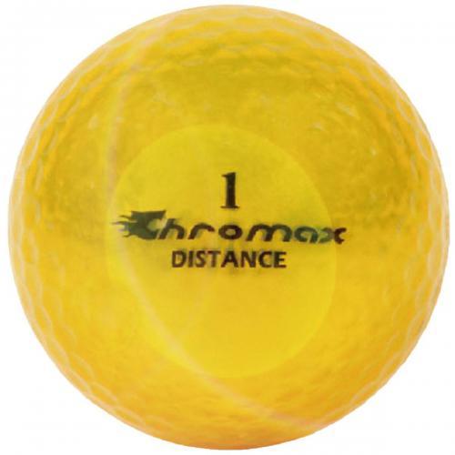 クロマックス chromaxメタリック3ボール 半ダース 半ダース(6個入り) シルバー