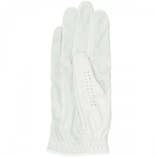 フットジョイ Foot Joy 14 ナノロックツアーグローブ レフティ FGNT4LHWT 23cm 右手着用(左利き用) ホワイト