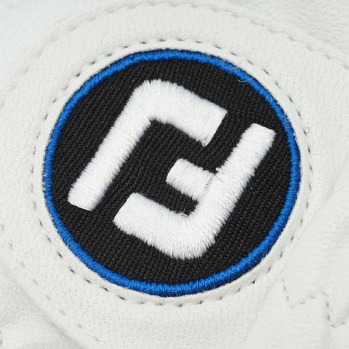 フットジョイ Foot Joy 14 ナノロックツアーグローブ レフティ FGNT4LHWT 26cm 右手着用(左利き用) ホワイト