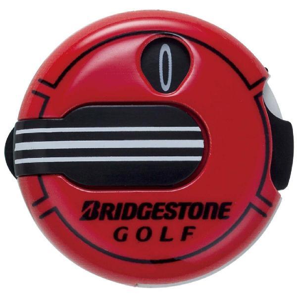 ブリヂストン BRIDGESTONE GOLFスコアカウンター GAG408 ホワイト
