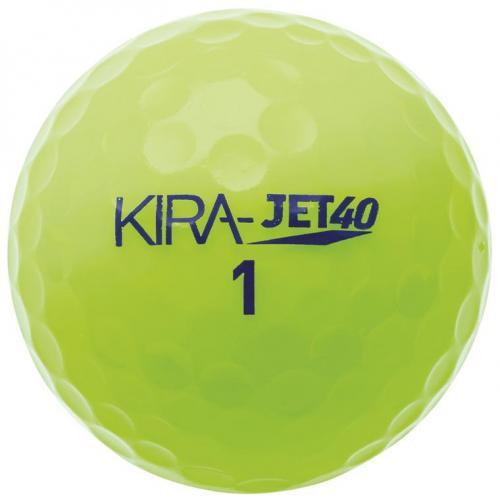 キャスコ KIRA KIRA JET 40 アベレージ向けボール 3ダースセット 3ダース(36個入り) ライム