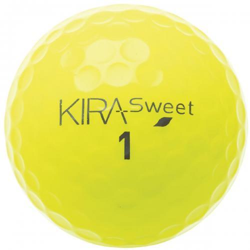 キャスコ KIRA KIRA SWEETボール 3ダースセット 3ダース(36個入り) イエロー レディス