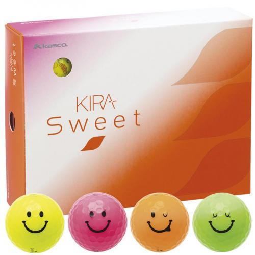 キャスコ KIRAKIRA SWEET キャラボール 3ダースセット 3ダース(36個入り) 4色入り レディス