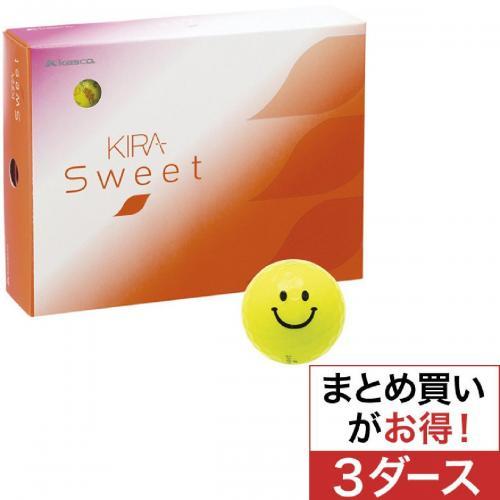 キャスコ KIRAKIRA SWEET キャラボール 3ダースセット 3ダース(36個入り) オレンジ レディス