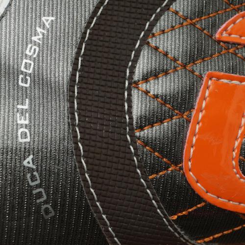 デュカ デル コスマ DUCA DEL COSMA Kubaシューズ D10344 25cm ホワイト/ダークブラウン