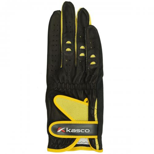 キャスコ KASCOバツフィット グローブ 5枚セット 23cm 右手着用(左利き用) ブラック レフティ