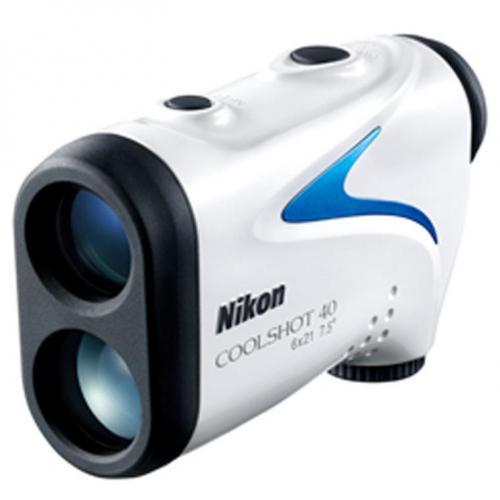 ニコン NIKON レーザー距離計 COOLSHOT 40 ホワイト