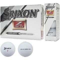 ダンロップ SRIXONZ-STAR XV ボール 2015 1ダース(12個入り) ホワイト USモデル