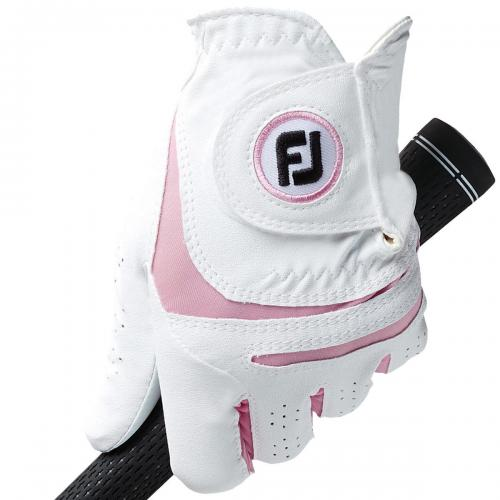 フットジョイ Foot Joy 15 ウェザーソフ グローブ 両手用 FGWF5PR 5セット 18cm 両手用 ホワイト レディス