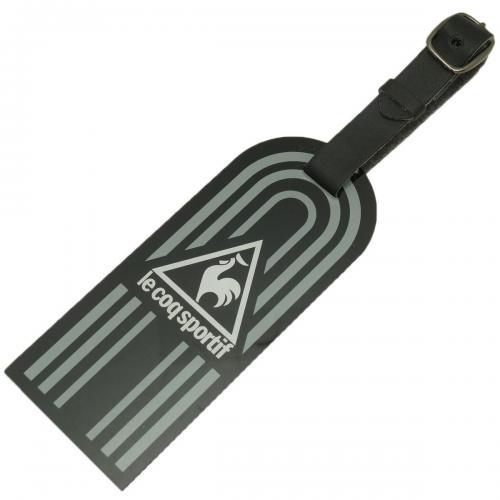 ルコックゴルフ Le coq sportif GOLF ネームホルダー QQ0953 ブラック N100