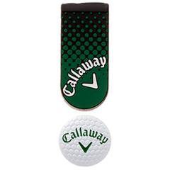 キャロウェイゴルフ Callaway Golf SNAZZ ポケットマーカー 16JM