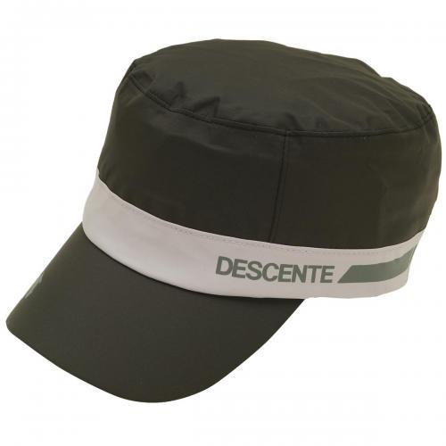 デサントゴルフ DESCENTE GOLF レインワークキャップ DGM0455S
