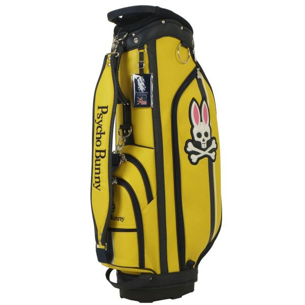 LOHACO - サイコバニー PSYCHO BUNNY キャディバッグ PBMG6SC2 (ゴルフ ...