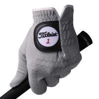 タイトリスト TITLEIST16 プロフェッショナルテックグローブ 24cm 左手着用(右利き用) グレー