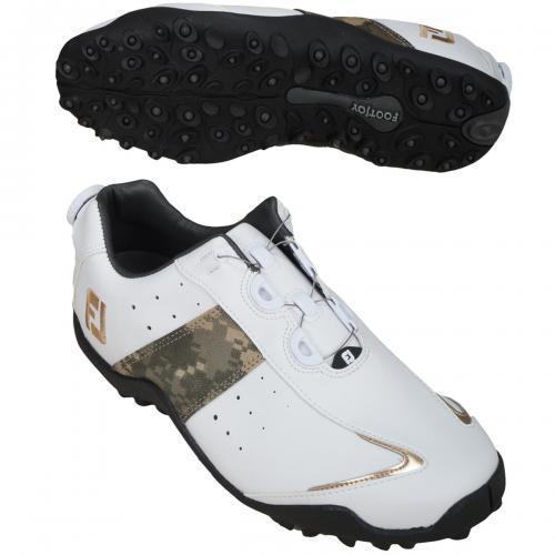 フットジョイ Foot Joy 15 EXL SL Boa シューズ 25.5cm ホワイト/デジタルカモフラージュ