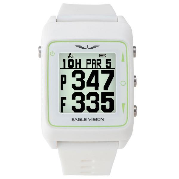 朝日ゴルフ用品 ASAHI GOLF イーグルビジョン watch3 EV-616 ホワイト