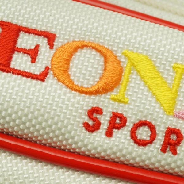 レオナールスポーツ LEONARD SPORT ヘッドカバー UT用 0736913 有り/番手別タイプ(X) ブラック レディス