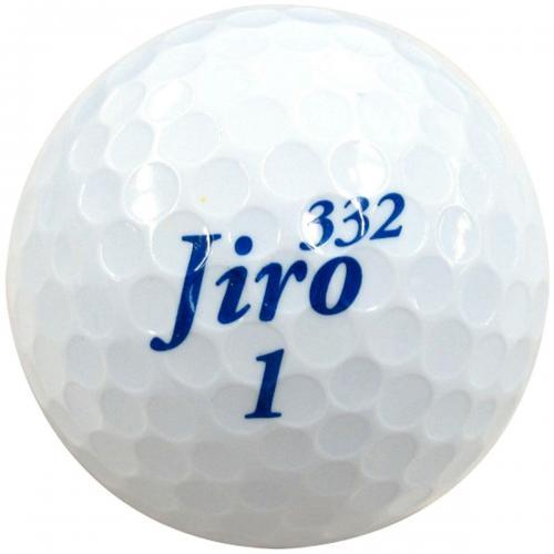 キャスコ KASCO jiro332ボール 1ダース(12個入り) イエロー