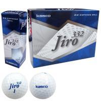 キャスコ KASCOjiro332ボール 5ダースセット 5ダース(60個入り) ホワイト