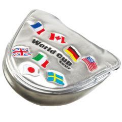 クリオコーポレーション クリオコーポレーションワールドカップツアー パターカバー 2ボールタイプ