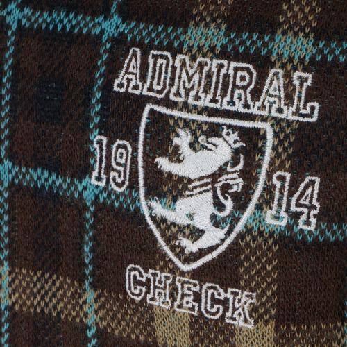 アドミラル Admiral チェック Vネックセーター ADMA688