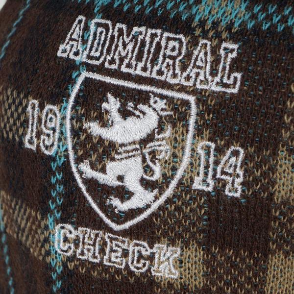 アドミラル Admiral チェック カーディガン ADLA663 レディス