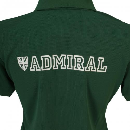 アドミラル Admiral テーマロゴ 半袖ポロシャツ ADLA652 レディス