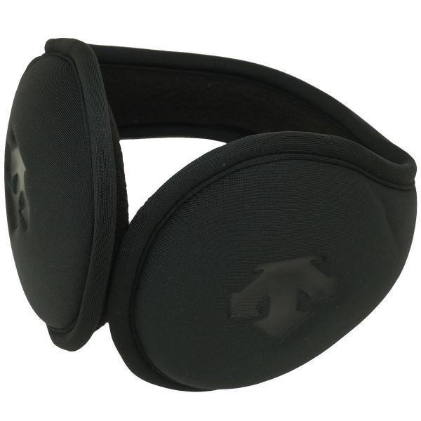 デサントゴルフ DESCENTE GOLF イヤーウォーマー DGM0846F ブラック ワンサイズ