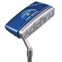 ブレインストームゴルフ Brainstorm Golfツアーミッド ハッピーパター シャフト:オリジナル