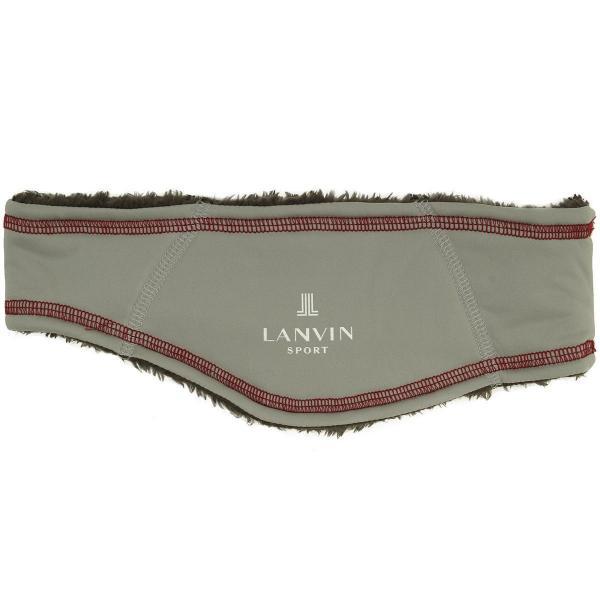ランバン スポール LANVIN SPORT イヤーウォーマー VMI0203E3 ネイビー M03 フリー