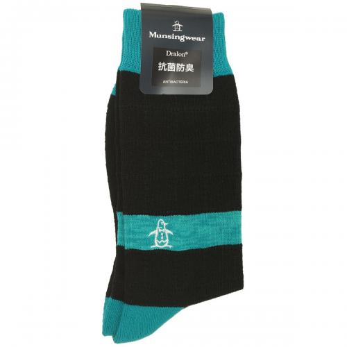 マンシングウェア Munsingwear レギュラーソックス AM0198