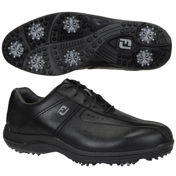 フットジョイ Foot Joy 17 グリーンジョイズ シューズ 4530 27.5cm ホワイト/ブラック