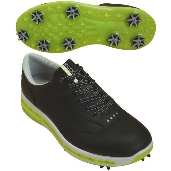 ecco エコー ゴルフ クール シューズ 130104 27.5cm ブラック