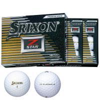 ダンロップ SRIXON Z-STAR ボール 1ダース(12個入り) プレミアムホワイト