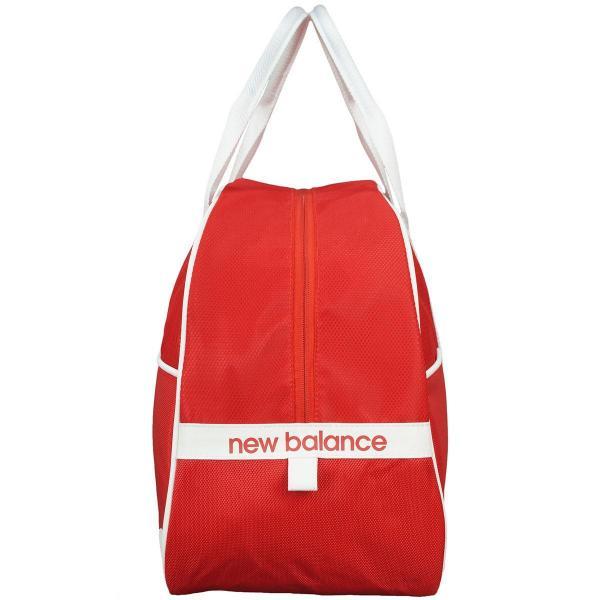 ニューバランス New Balance METRO Nワンポイントボストンバッグ 012-7981004