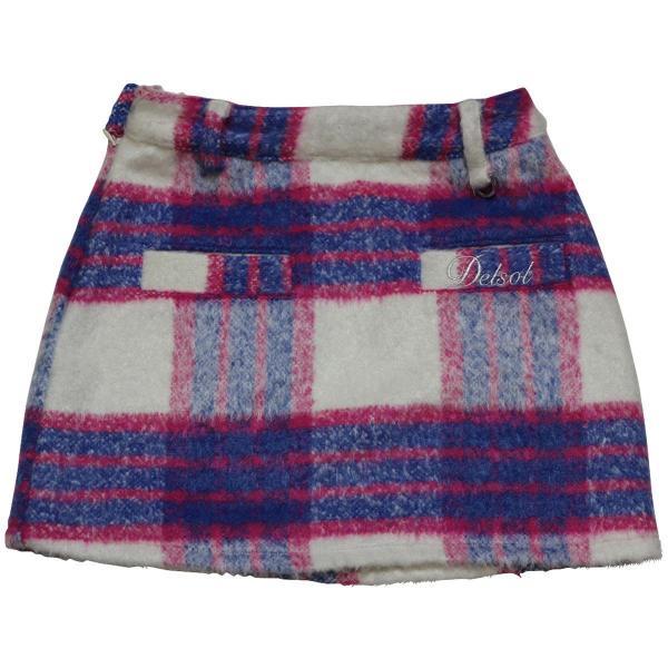 デルソルゴルフ DELSOL GOLF スカート 7334 レディス