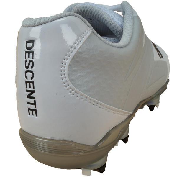 デサントゴルフ DESCENTE GOLF ソフトスパイクゴルフシューズ DGM0517S 27.5cm カーボンブラック