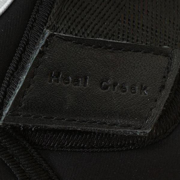 ヒールクリーク Heal Creek ゴルフシューズ 003-35261 24.5cm/45 ブラック レディス