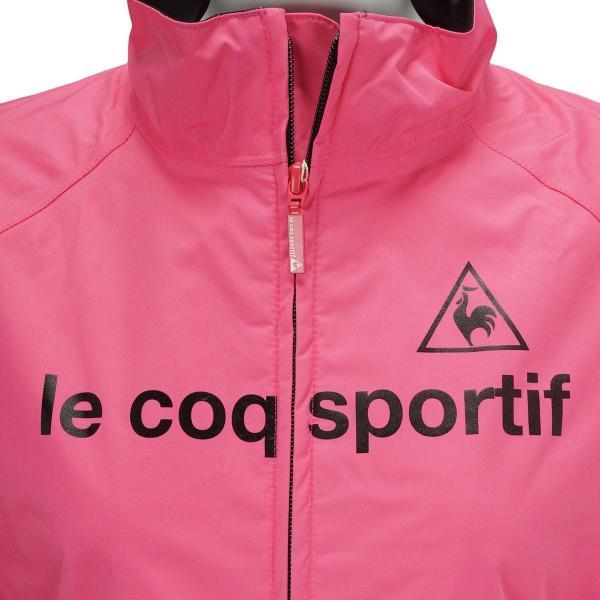 ルコックゴルフ Le coq sportif GOLF レインウェア 上下セット QGL7022CP レディス
