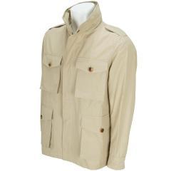 ビーヌーヴォ B.NUOVOマイクロウェザーフィールドジャケット