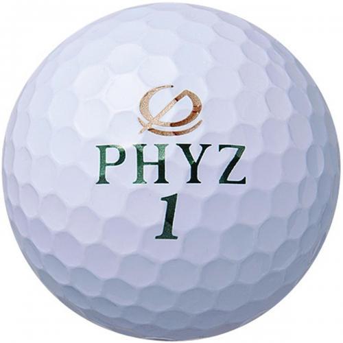 ブリヂストン PHYZ PHYZ ボール 2017年モデル 3ダースセット 3ダース(36個入り) イエロー