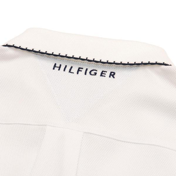 トミー ヒルフィガー ゴルフ TOMMY HILFIGER GOLF リーフ柄グラデーション 半袖ポロシャツ THLA726 レディス