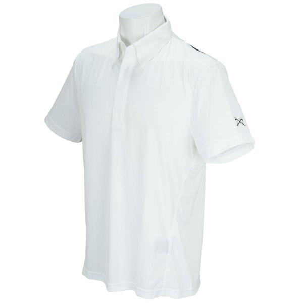 ロアーゴルフ roar GOLF 比翼3D半袖ポロシャツ G16ST-02