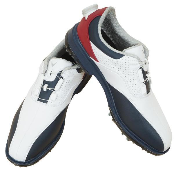 キャロウェイゴルフ Callaway Golf ゴルフシューズ 2477983800 23.5cm ホワイト/シルバー 160 レディス