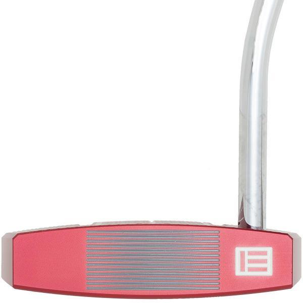 イーブンロール EVNROLL ER6 RED パター シャフト:FST.370 シングルベンド 【USモデル】