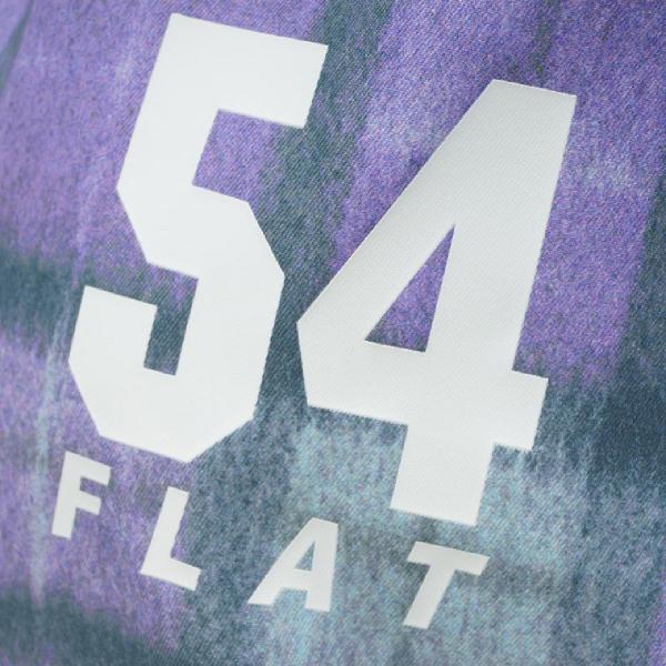 フラットゴルフ FLAT GOLF チェック柄プリントブルゾン 35292 レディス