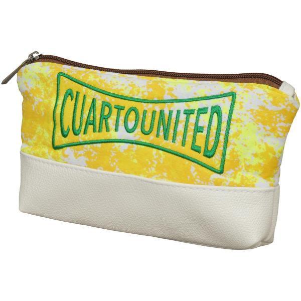 クアルトユナイテッド CUARTO UNITED カラフル柄トートバッグ 3点セット R5018B